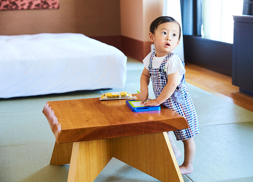 【赤ちゃんホテルデビュー】洗い場バス付 畳スイートにステイ<br><駐車場無料&お子様用アメニティプレゼント>