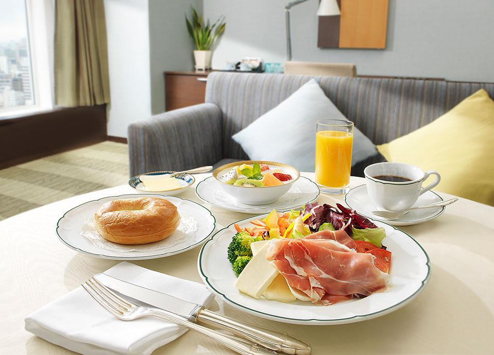 【WINTERスペシャル・お日にち限定】¥1,000で大阪1位の朝食付に!お得なラッキーデイズ