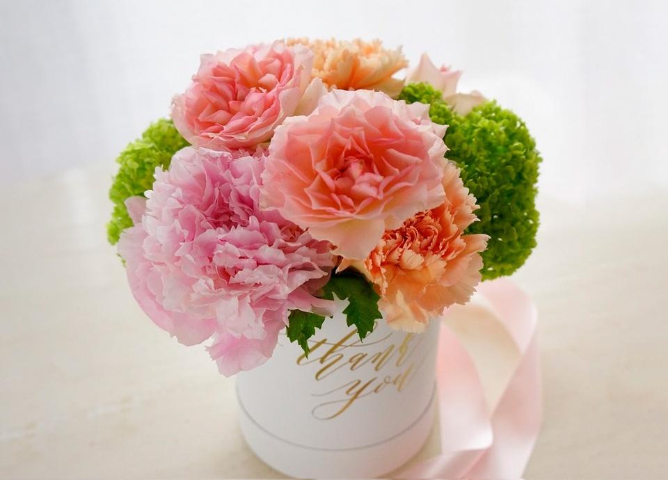 【Happy Mother's Day】FLOWER BOX&メインラウンジ喫茶付