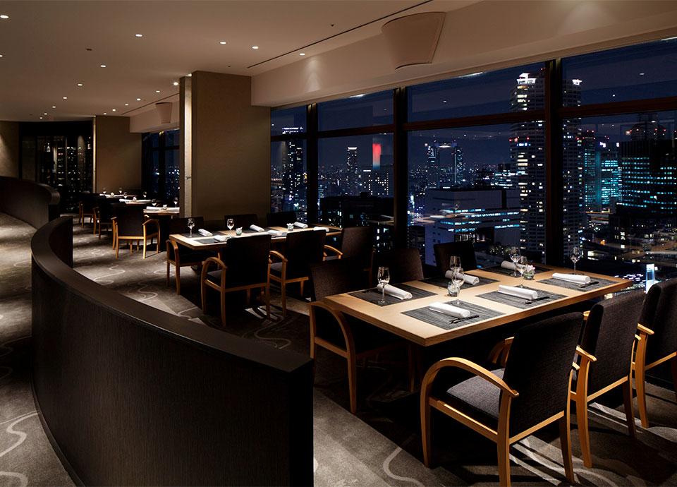 ~美食×夜景~「日本料理 なかのしま」夕食付<エグゼクティブフロア>