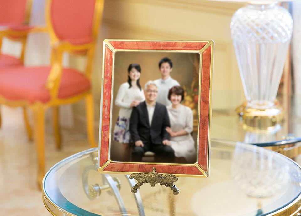 ~父の日は家族そろって記念写真を~写真館での撮影付プラン【朝食付】