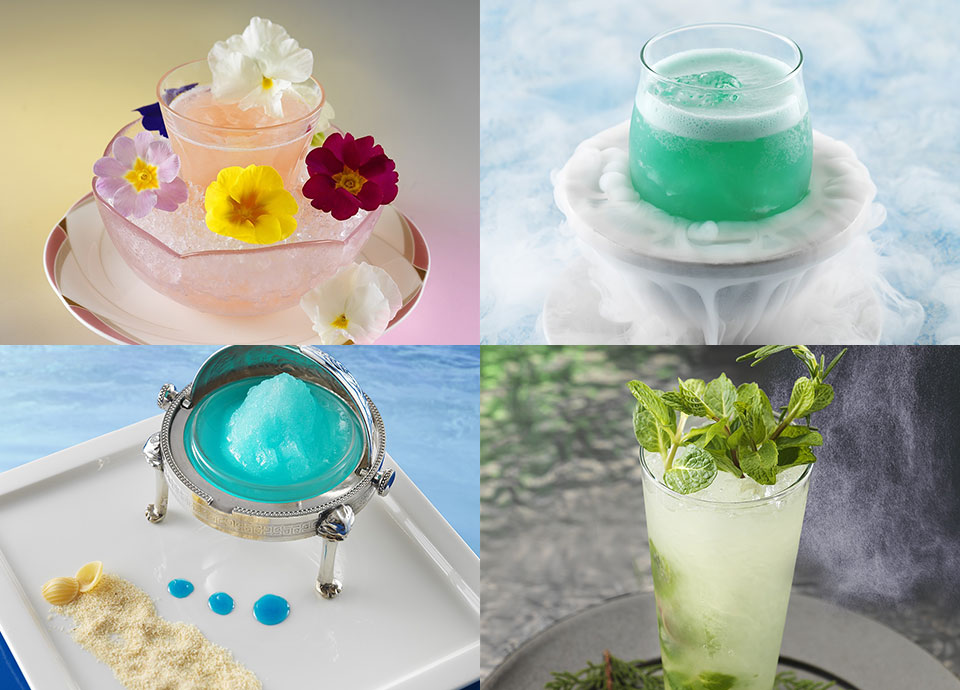 Nature Cocktail Stay~フロア誕生10周年記念カクテルを特別プレゼント~
