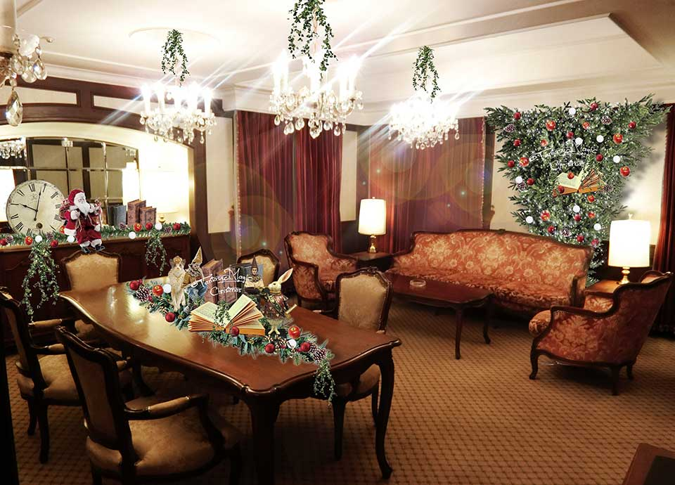 【1日1室限定】クリスマスの魔法~Fantasy Magic Christmas~