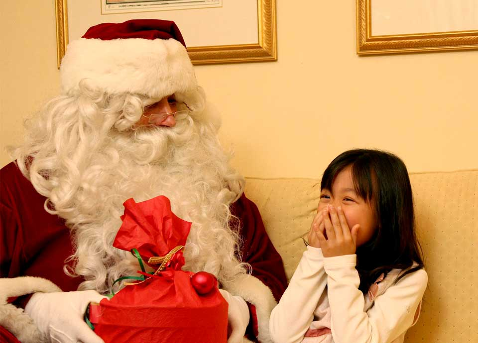 メモリアル クリスマス~サンタがお部屋にやって来る~