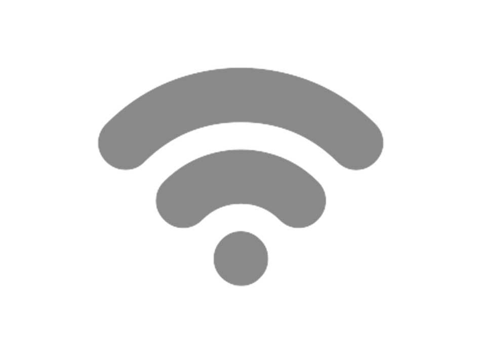 インターネット 全室に無料の回線ご用意<br>(Wi-Fi / 有線LAN)