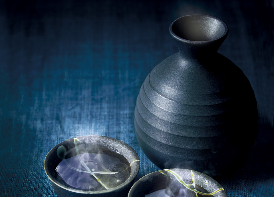 日本酒イベント 純米燗 夏の宴