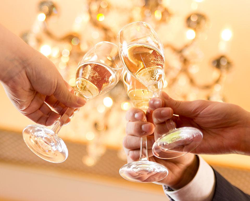 ミッドナイト シャンパン