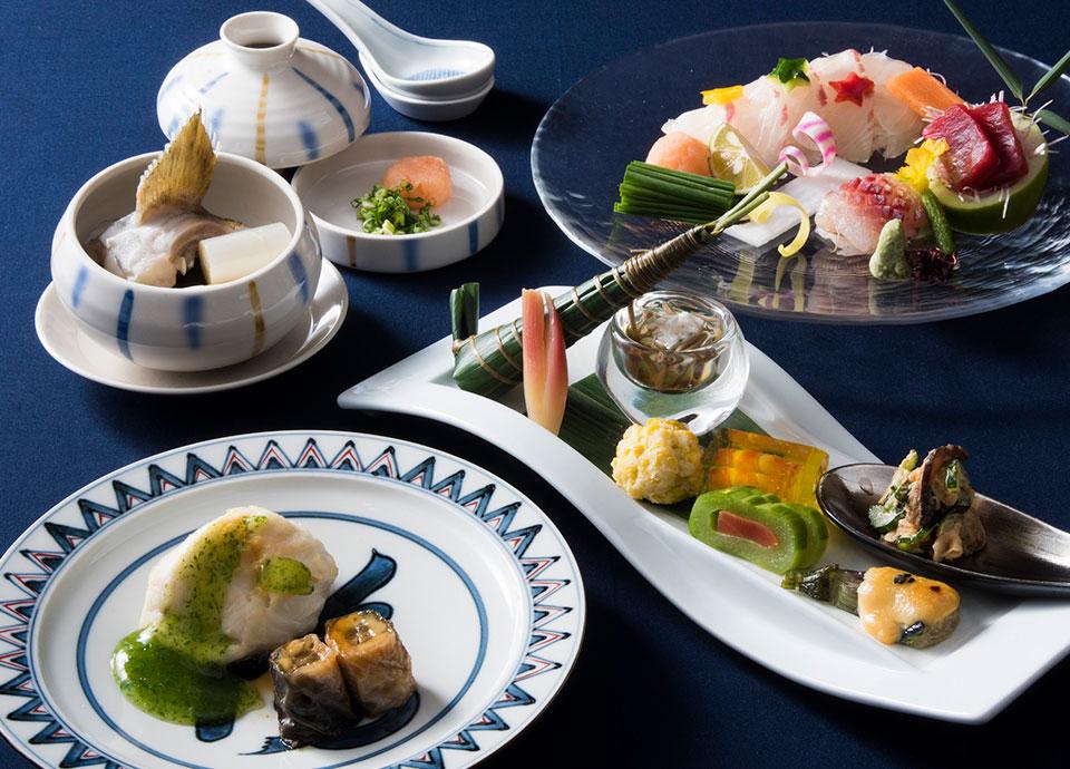 鱧・夏野菜・冷麺…<br class='sp_only'>夏の味覚を味わう