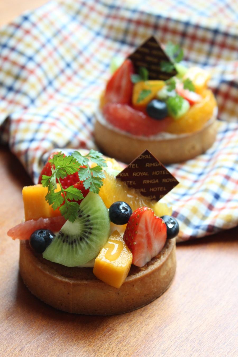 夏休み親子ケーキ教室