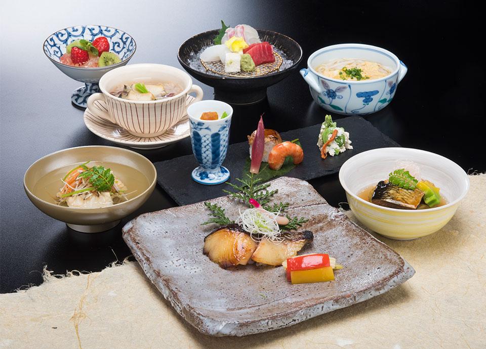 日本料理なにわ 懐石・鉄板焼 <br> 【サンクスフェア】