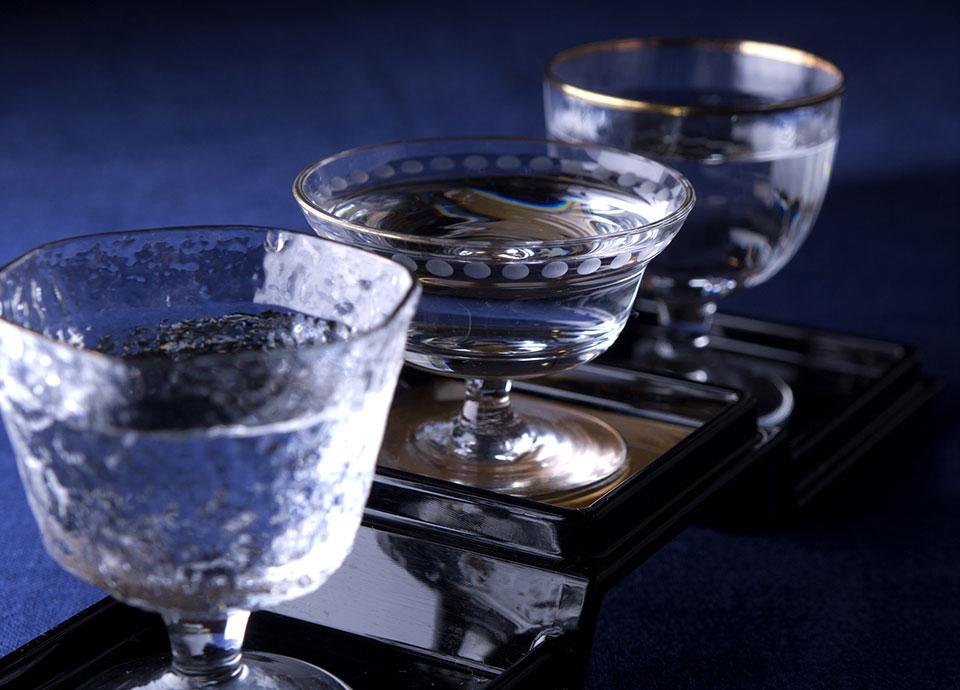 銘醸蔵の日本酒を楽しむ夕べ 第3回「福寿」