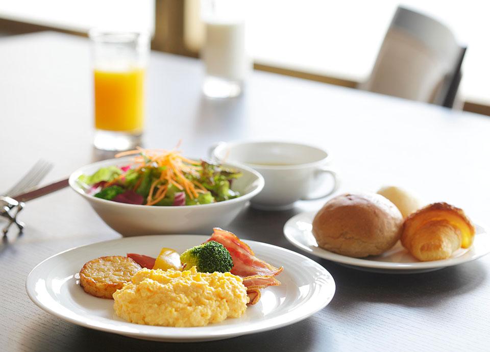 朝食ビュッフェイメージ