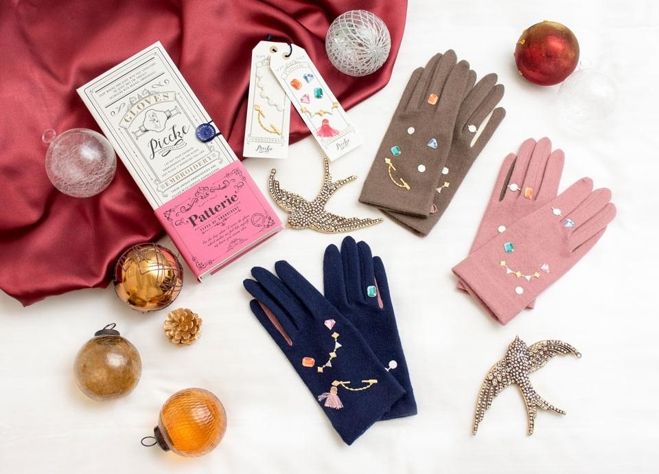 特典の手袋 イメージ