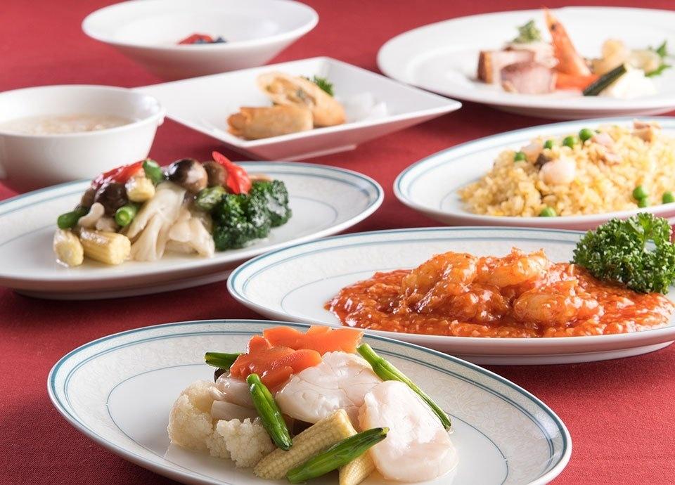 「中国料理 皇家龍鳳」 夕食イメージ