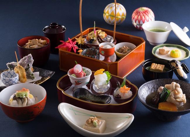 レストラン特別メニュー「加賀の宴」