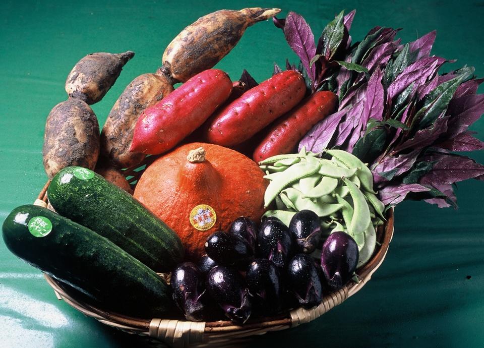加賀野菜 サムネイル画像