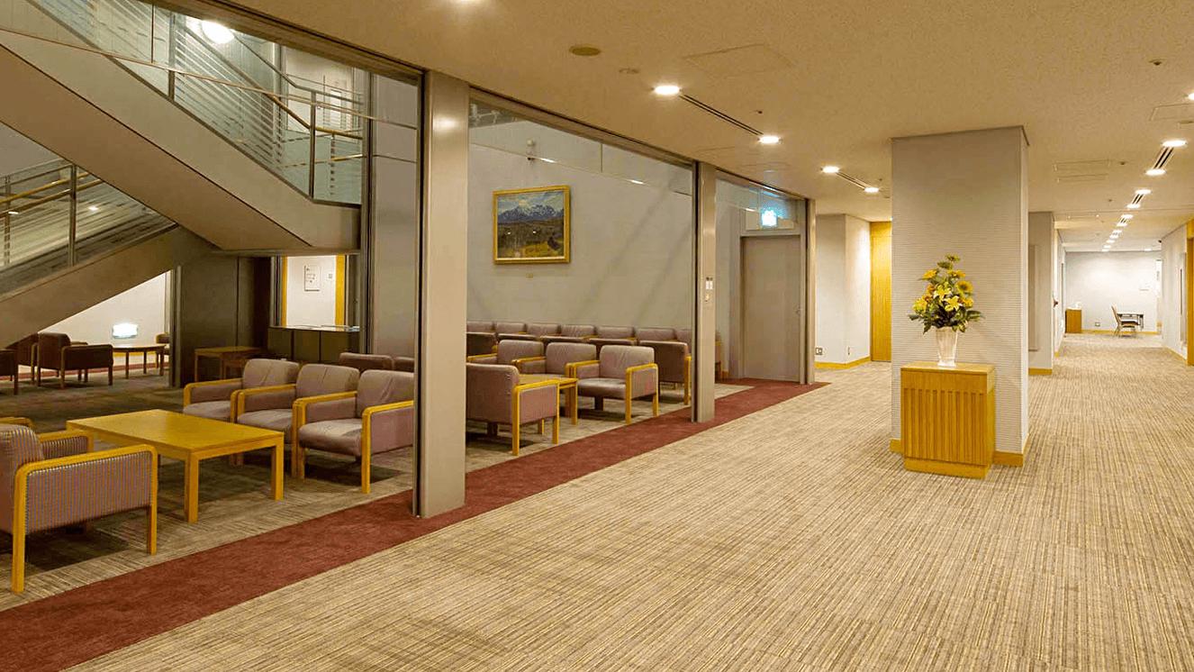 5階ロビースペース