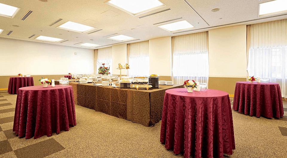 中宴会場(会議室)606