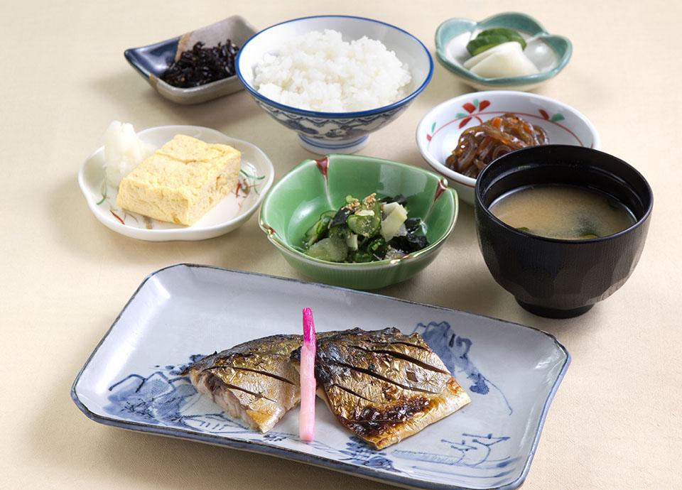 日替わり魚