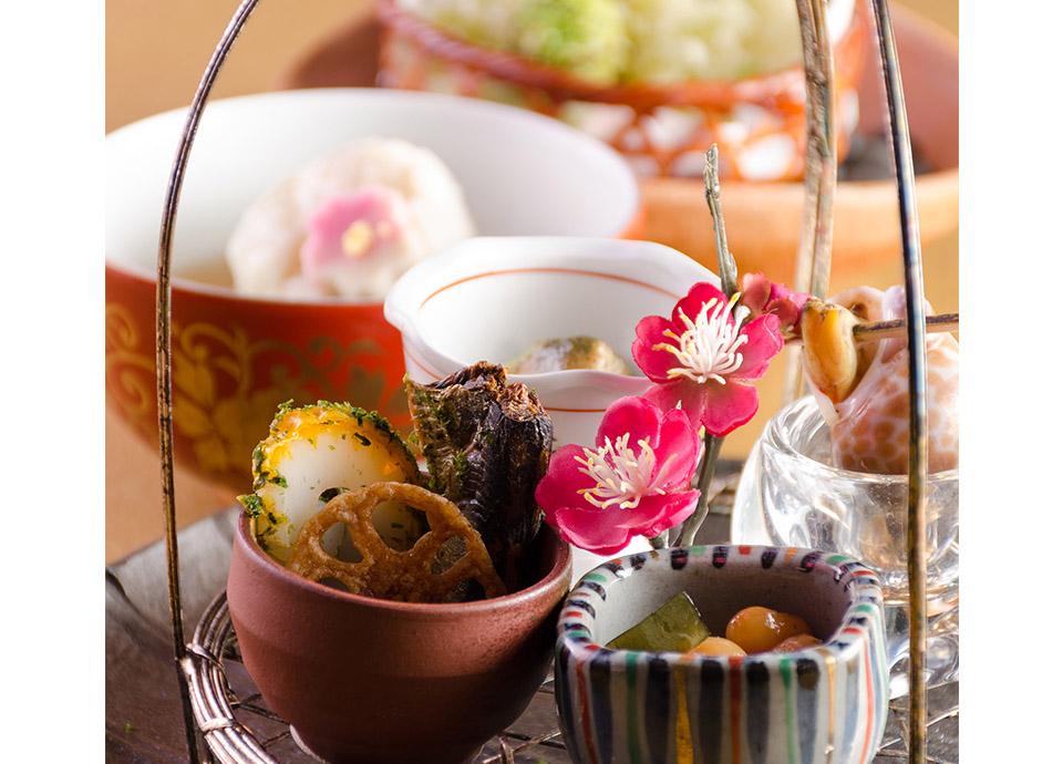 「和食処 梅林」夕食イメージ