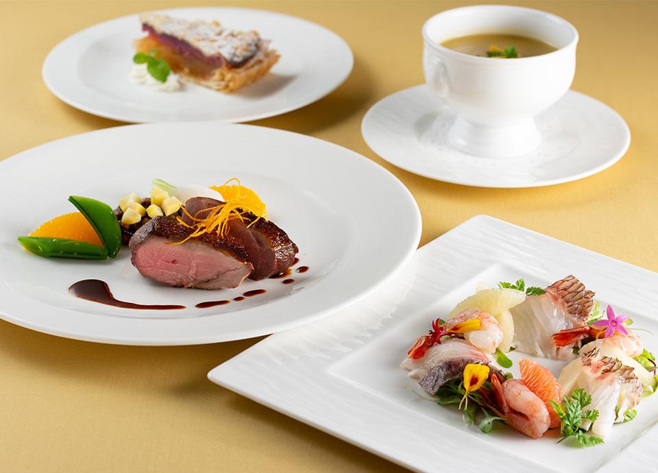 【日曜・祝日限定】シェフのおすすめディナーコース