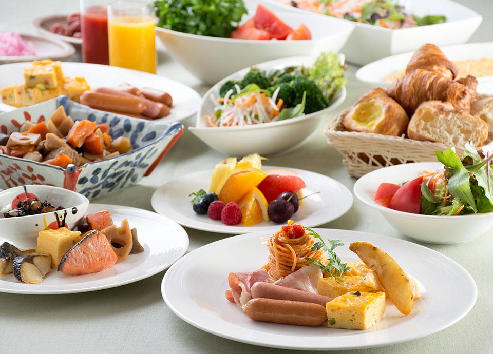 「レストラン アイリス」朝食イメージ