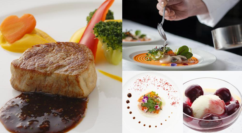 フランス料理 イメージ