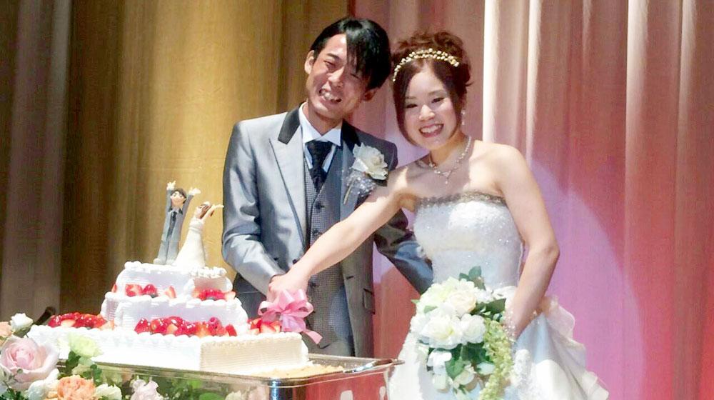 《ウエディングレポート》川﨑・岡本ご両家様