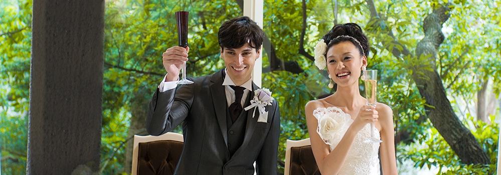 【最大120万オフ】なんと衣裳60%オフ!お得な夏婚プラン