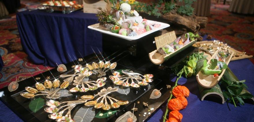 出張パーティのご案内 | リーガロイヤルホテル広島 宴会・パーティ